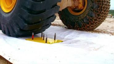 Испытания KEVLON Off Road в ПАО «АЛРОСА»